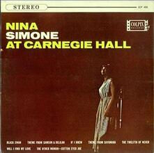 Nina Simone at Carnegie Hall (SHM CD Import) - SHM-CD di Nina Simone