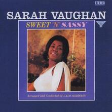 Sweet 'n Sassy (SHM CD Import) - SHM-CD di Sarah Vaughan