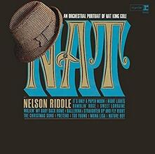 An Orchestral Portrait of Nat King Cole (Remastered) - CD Audio di Nelson Riddle