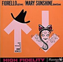 Fiorello Uptown, Mary Sunshine (SHM CD Import) - SHM-CD di Jimmy Rowles