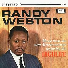 Music from the New African Nations (SHM CD Import) - SHM-CD di Randy Weston