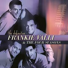 Definitive Frankie Valli & The Four Seasons (SHM CD Import) - SHM-CD di Frankie Valli,Four Seasons