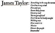 Greatest Hits (SHM CD Import) - SHM-CD di James Taylor