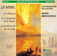 Les Elemens (Reissue) - CD Audio di Rebel