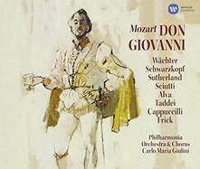 Don Giovanni (Remastered) - SuperAudio CD di Wolfgang Amadeus Mozart