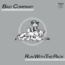 Run with the Pack (Remastered) - CD Audio di Bad Company