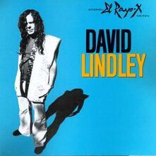 El Rayo-X (SHM CD Limited Edition Import) - SHM-CD di David Lindley