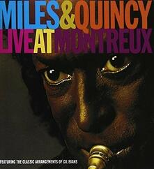 Live at Montreux (Limited Edition) - CD Audio di Miles Davis