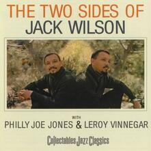 Two Sides of Jack Wilson (SHM CD Import Limited Edition) - SHM-CD di Jack Wilson
