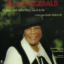 Things Ain't What They Used to be (SHM CD Import Limited Edition) - SHM-CD di Ella Fitzgerald