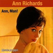 Ann, Man! (SHM CD Import Limited Edition) - SHM-CD di Ann Richards