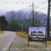 Twin Peaks (Colonna sonora) - CD Audio