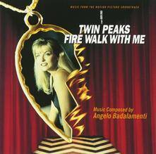 Twin Peaks. Fire Walk with Me (Colonna Sonora) - CD Audio