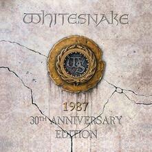Whitesnake (Anniversary Edition) - CD Audio di Whitesnake