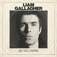 As You Were - CD Audio di Liam Gallagher