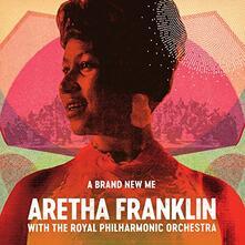 Brand New Me - CD Audio di Aretha Franklin