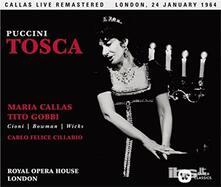 Tosca (Remastered) - CD Audio di Giacomo Puccini