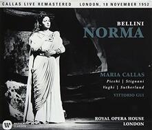 Norma - SuperAudio CD di Vincenzo Bellini,Maria Callas