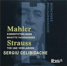 Kindertotenlieder (HQ) - CD Audio di Gustav Mahler