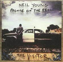Visitor - Promise of the Real (SHM-CD) - SHM-CD di Neil Young