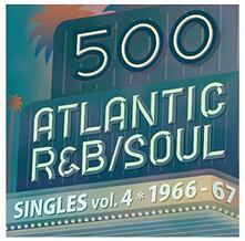 500 Atlantic R&b-Soul Singles - CD Audio