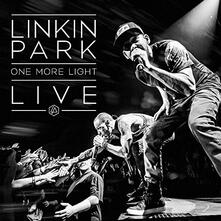 One More Light Live - CD Audio di Linkin Park