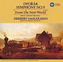 Sinfonia n.9 (Remastered) - CD Audio di Antonin Dvorak,Herbert Von Karajan,Berliner Philharmoniker