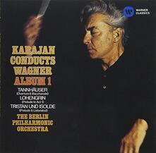 Karajan Conducts Wagner Album 1 - SuperAudio CD di Richard Wagner,Herbert Von Karajan,Berliner Philharmoniker