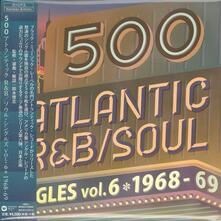 500 Atlantic R&B Soul... - CD Audio