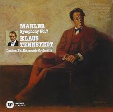 Sinfonia n.7 (HQ) - CD Audio di Gustav Mahler,London Philharmonic Orchestra,Klaus Tennstedt