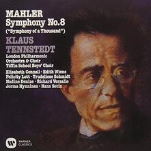 Sinfonia n.8 (HQ) - CD Audio di Gustav Mahler