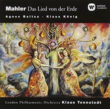 Das Lied Von der Erde (HQ) - CD Audio di Gustav Mahler,London Philharmonic Orchestra,Klaus Tennstedt