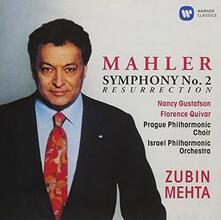 Sinfonia n.2 (HQ) - CD Audio di Gustav Mahler