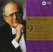 Sinfonia n.9 (HQ) - CD Audio di Ludwig van Beethoven,Wolfgang Sawallisch,Royal Concertgebouw Orchestra