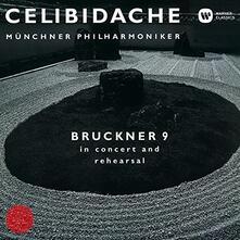 Sinfonia n.9 (HQ) - CD Audio di Anton Bruckner,Sergiu Celibidache,Münchner Philharmoniker
