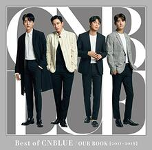 Best of CNBLUE - Our Book (Limited Edition) - CD Audio + DVD di Cnblue