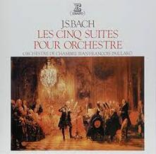 Suites per Orchestra (UHQCD) - CD Audio di Johann Sebastian Bach