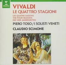 Le Quattro Stagioni (UHQCD) - CD Audio di Antonio Vivaldi