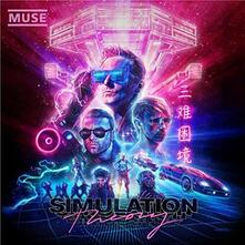 Simulation Theory (Import) - CD Audio di Muse