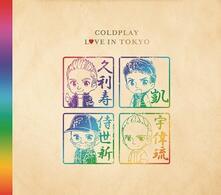 Love in Tokyo - CD Audio di Coldplay