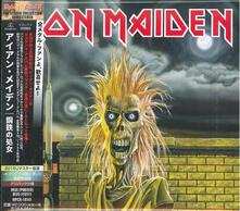 Iron Maiden - CD Audio di Iron Maiden