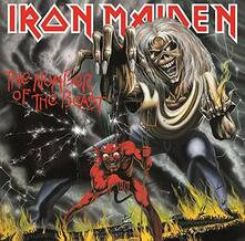 The Number of the Beast (Limited) - CD Audio di Iron Maiden