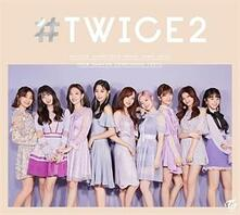 #Twice2. Version A (Limited Edition) - Libro + CD Audio di Twice