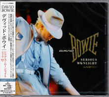 Serious Moonlight (Remastered) - CD Audio di David Bowie