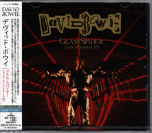 Grass Spider. Live Montreal 1987 (Remastered) - CD Audio di David Bowie