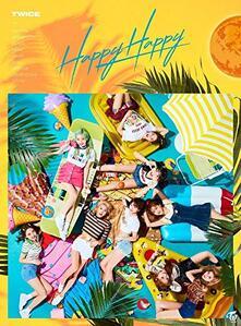 Happy Happy (Limited Edition) - CD Audio Singolo di Twice