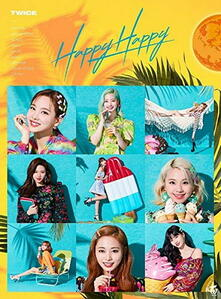 Happy Happy (Limited Edition) - CD Audio Singolo di Twice