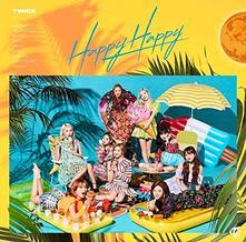 Happy Happy - CD Audio Singolo di Twice