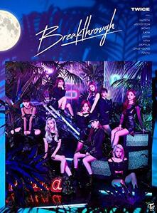 Breakthrough. Version A (Limited Edition) - CD Audio Singolo di Twice