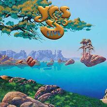 Yes 50 Live - SHM-CD di Yes